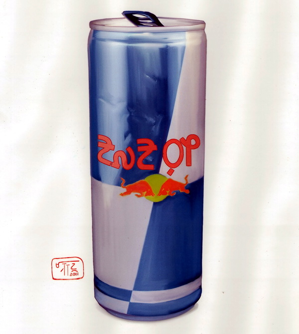 red bull 600a